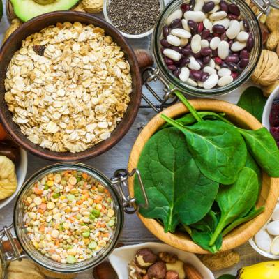Whole Nutrient Rich Foods