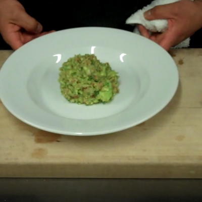 Baked Potatoes with Guacamole 3, with Ramses Bravo