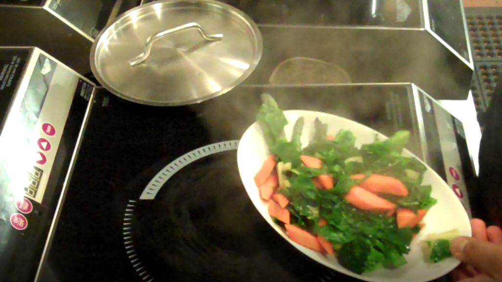 Steamed Vegetables 2