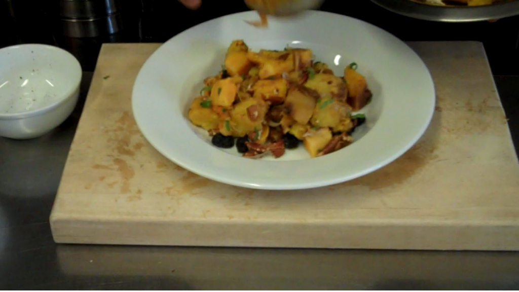 Sweet And Savory Squash Salad 3